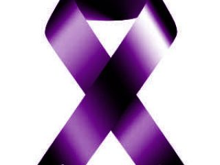 End DV Purple Ribbon